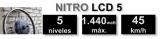 Kits Nitro LCD5 B.O.S.