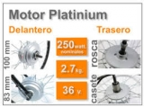 Kits Platinium LCD 5