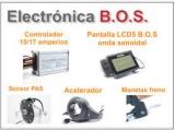 Kits Platinium LCD 5 B.O.S.