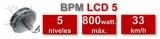 Kits BPM LCD 5