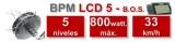 Kits BPM LCD 5 B.O.S.