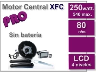 Kit Motor XFC PRO 36 V. sin batería