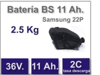 Batería BS 11 Ah