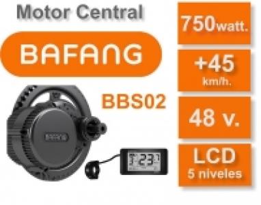 Kit Motor Central Bafang BBS02 sin batería
