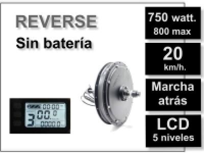 Kit Reverse 36v 22AH.