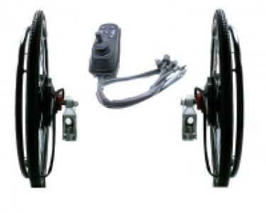 Kit Allegro 24v 180 watt. para silla de ruedas