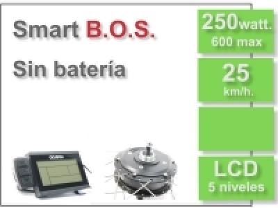 KIT Smart LCD5 B.O.S. Sin Batería